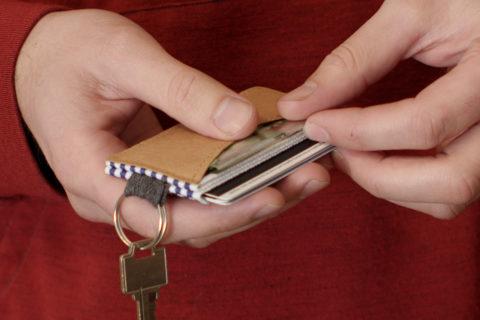 Thread theory elastic wallet