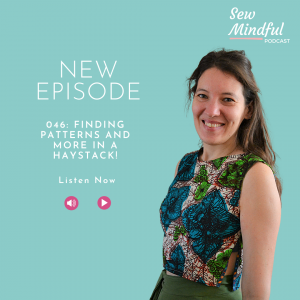 sewing podcast sew mindful